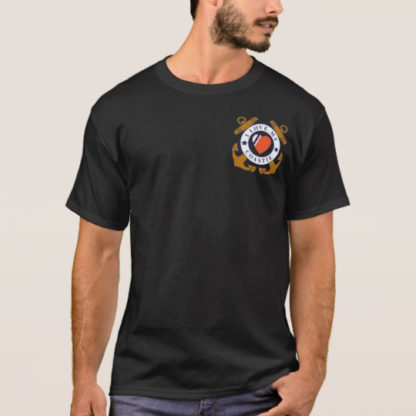 Image: Art Deco Helicopter Design Tee (front)