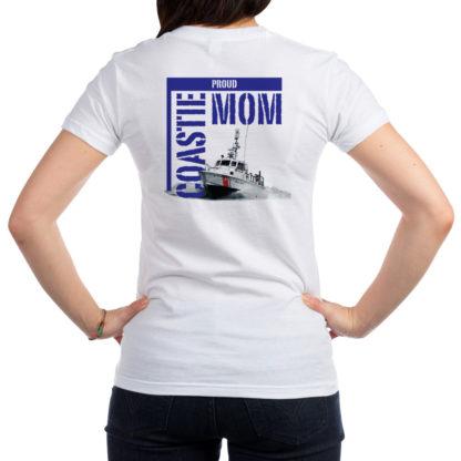 Image: Proud Mom Boat T-shirt