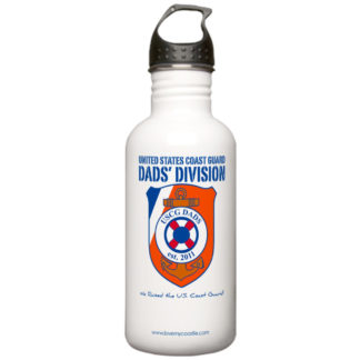 Image: USCG Dads Stainless Water Bottle 10l