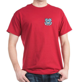Image: Coast Guard Dark T-shirt