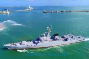 Image: Sri Lankan Navy ship