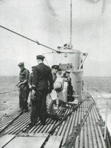 Image: Vintage submarine