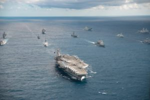 Image: US Navy fleet