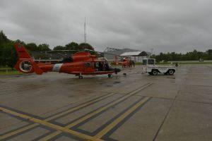 Image: USCG helicopter