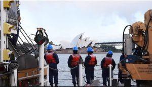 Image: Sydney Harbor