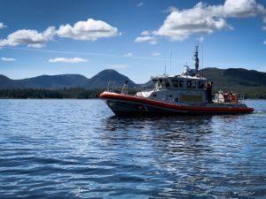 Image: USCG boat