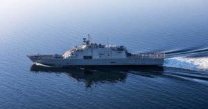 Image: US Navy vessel